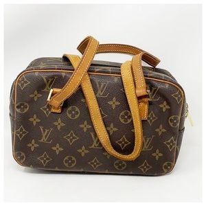 Authentic Louis Vuitton Monogram Cute Shoulder Bag